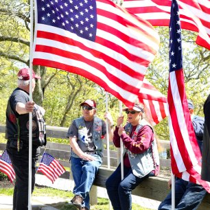Major Andy O'Keeffe tree memorial - 4
