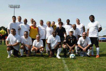 Crusaders soccer benefit - 5