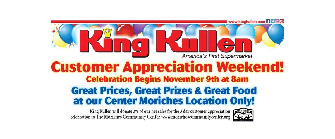 king kullen fundraiser