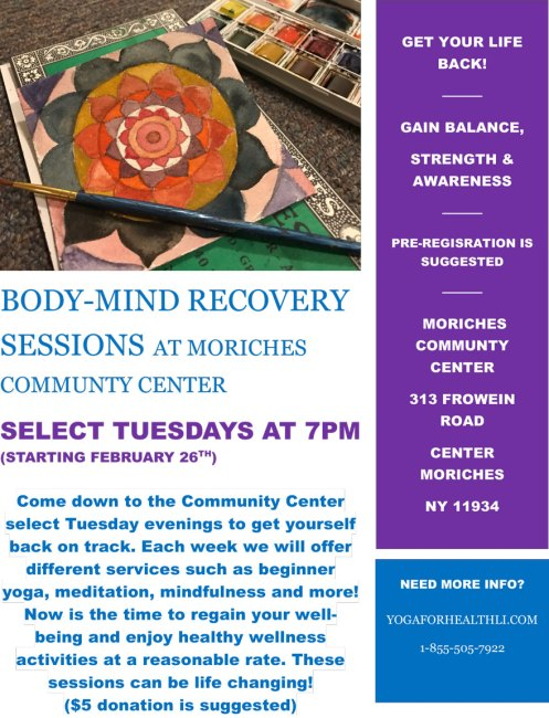 Body and mind recovery