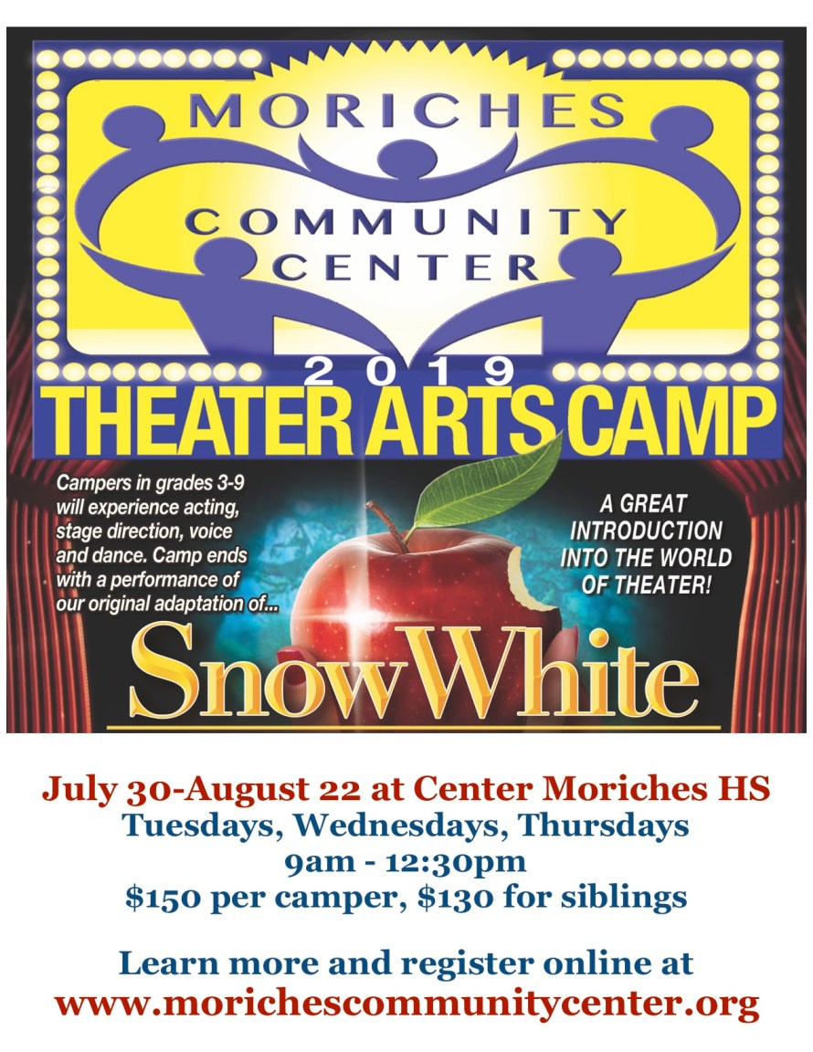 TheaterCamp flyer
