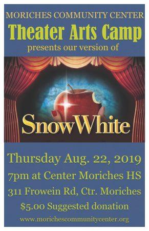 Snow White show