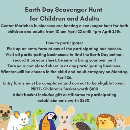 Description of Earthday event