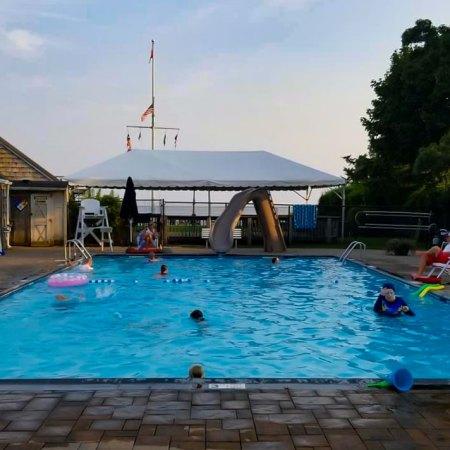 MYC swimming pool