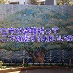 大阪北部地震に伴う守口市の各避難所の開設状況について