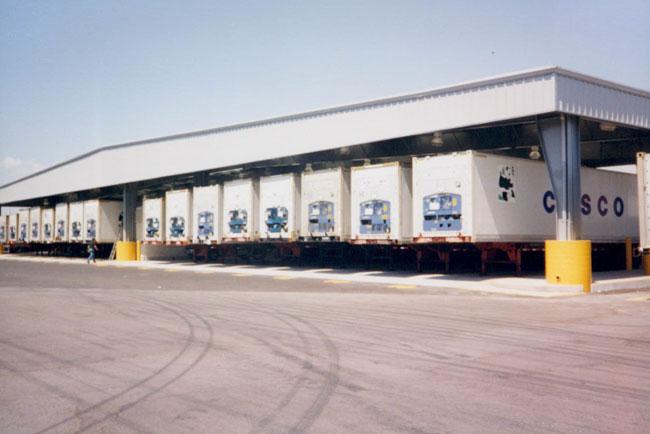 Port of Long Beach Pier J
