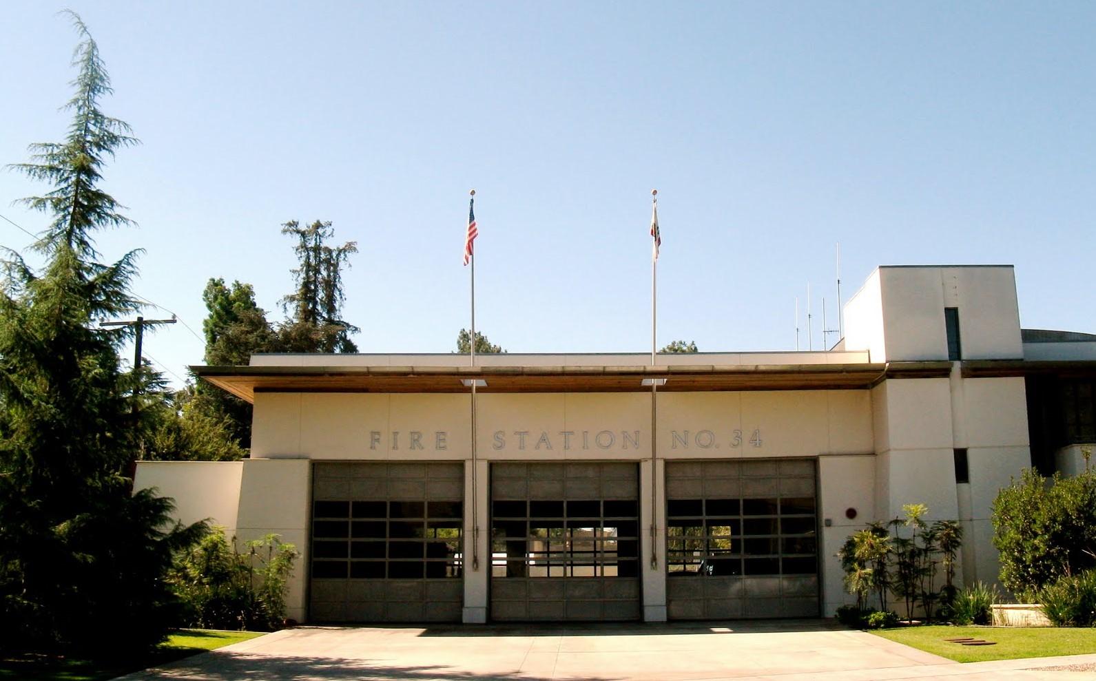 Pasadena Fire Station #34