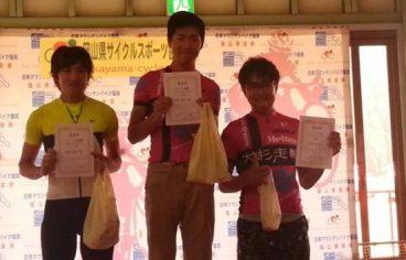 2015年 ダルガ峰ヒルクライム 優勝