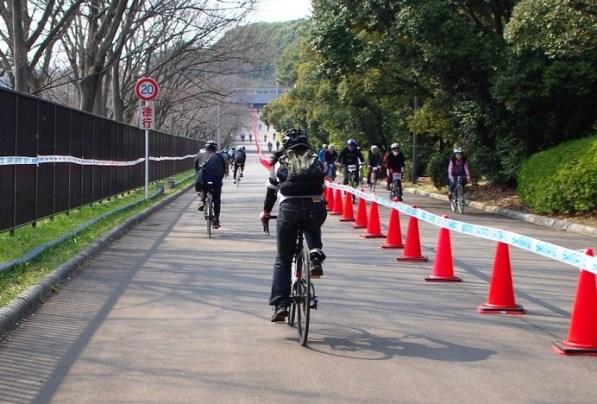 2017 サイクルモードライド大阪 試乗コース④