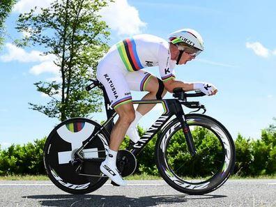 クリテリウム・デュ・ドーフィネ2017第4ステージ トニー・マルティン
