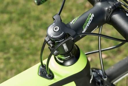 ケーブルの取り回し場所の変更  【2018年モデル】MERIDA新型エアロロードバイク『リアクト』が明かされる。