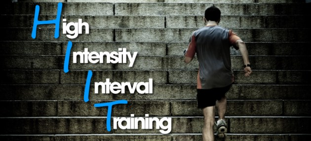 HIIT 略 high intensity interval training