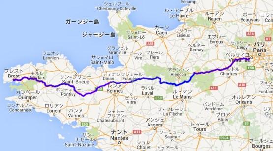 心に響くロードバイク動画10選 1200kmを走るブルベ「パリ~ブレスト~パリ」の車載動画