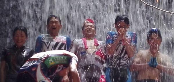 実業団チーム「CWASPアタリ前田」合宿二日目@曽爾高原