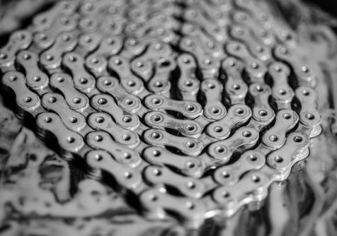 ツール優勝を後押ししたチェーン&潤滑剤Muc-Off『Nanotube Chain』 ナノチューブのコーティング