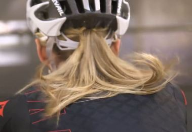 【速く走るためのエアロ効果・風洞実験①】身体各部の毛を無くすと? 髪の毛