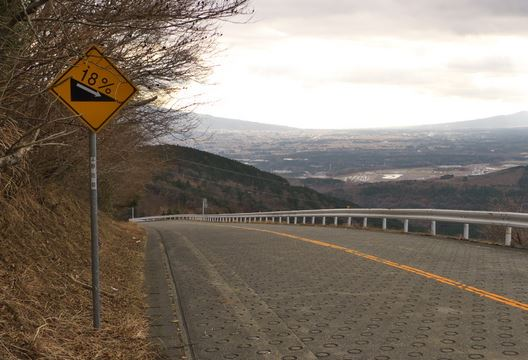 獲得4000m超!?東京オリンピック自転車ロードレースのコース案が発表される。 関東屈指の激坂「明神(みょうじん)峠・三国峠」