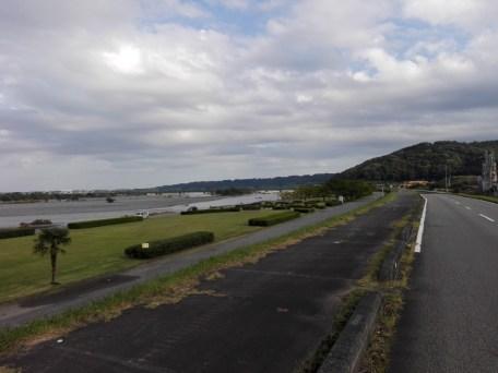 東京-大阪間550kmをロードバイクで走るキャノンボール完全ガイド! 大井川 蓬莱橋