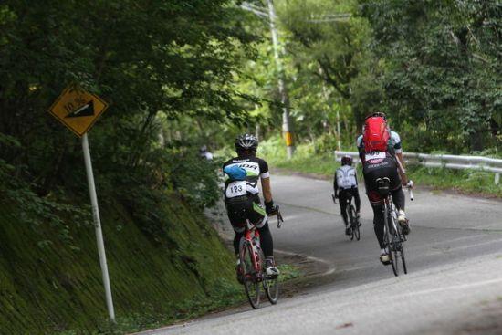 The PEAKS ラウンド1(上田)距離153km、獲得5070m、制限時間15.5h