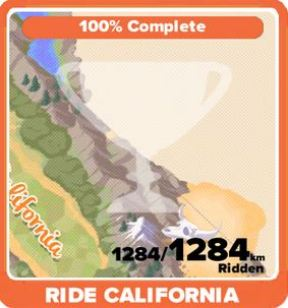 「RIDE CALIFORNIA」1283km走破 SPECIALIZED「S-WORKS TARMAC」 zwift ズイフト チャレンジ
