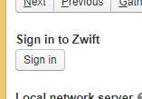 【ZWIFT(ズイフト)】コース全体マップを画面に表示させる方法 パワーウェイトレシオ