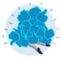 【ZWIFT(ズイフト)】全アチーブメント・バッジ獲得方法一覧 エクストラクレジット 「イェンスよりも大物!」 【条件】1回のライド中に100個の「Ride On」をもらう