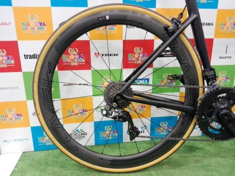 SPECIALIZED roval CLX50 ホイール インプレッション