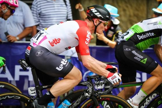 HJC『フリオン』VS ボントレガー『バリスタ』ヘルメット比較インプレ。 ロット・ソウダル アンドレ・グライペル