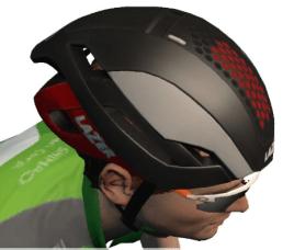 【ZWIFT(ズイフト)】ヘルメット・ソックス・サングラス獲得方法一覧 LAZER BULLET HELMET