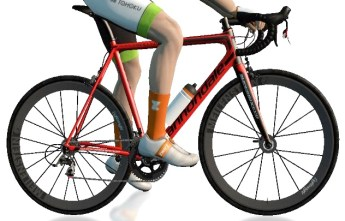 ZWIFT(ズイフト) バイクフレーム入手方法 Cannondale『EVO』