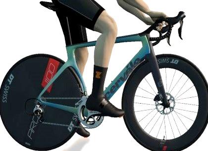 ZWIFT(ズイフト) 全90種のバイクフレーム入手方法 Cervelo『S5 2020』