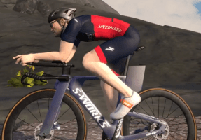 ZWIFT(ズイフト) 過去に行われた全19ミッション一覧 Kona 112 Mission Specialized『S-Works Shiv Disc』 獲得方法
