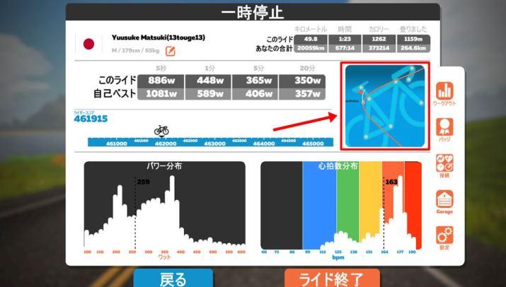 ZWIFT(ズイフト) 4つのチャレンジ詳細&獲得バイクフレーム