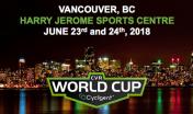 第5回 CVR World Cup@バンクーバー(2018年6月23~24日開催)