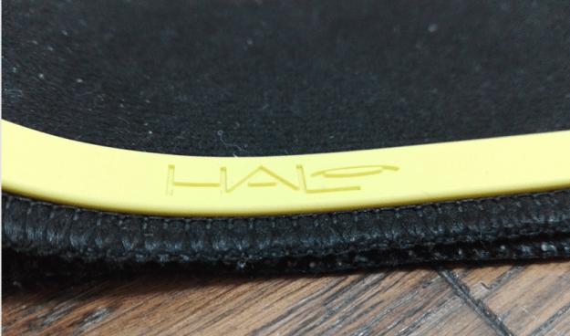 HALOの他のヘッドバンドには無いメリット ①特許取得済み『Sweat Block (スウェットブロック)シール』