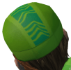 ZWIFT(ズイフト) ヘルメット/サングラス/グローブ/ソックス/シューズの入手方法 Zwift Academy Cap