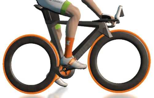 ZWIFT(ズイフト) 全18種のバイクフレーム入手方法&速さランキング Zwift『Concept Z1』