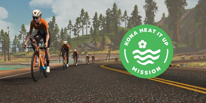 Kona Heat It Up Mission ZWIFT(ズイフト) 過去に行われた全25ミッション一覧
