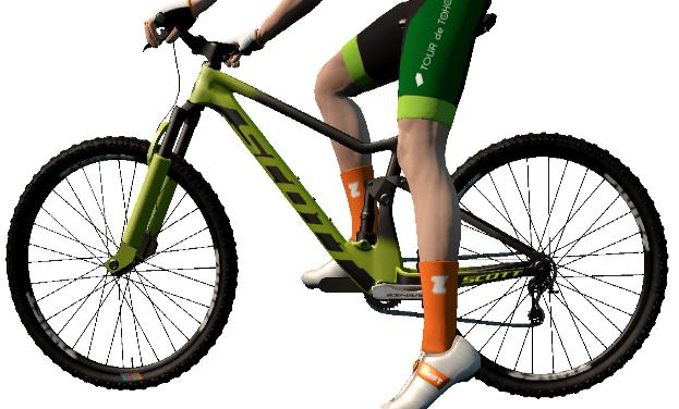 SCOTT『Spark RC』 ZWIFT(ズイフト) 全69種のバイクフレーム入手方法