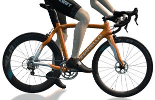 ZWIFT(ズイフト) 全18種のバイクフレーム入手方法&速さランキング Pinarello『Dogma 65.1』
