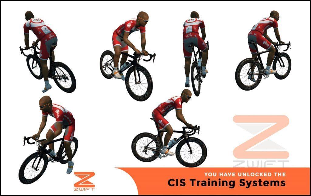 CIS Training Systems ZWIFT(ズイフト) 全ジャージ入手方法、プロモコード一覧