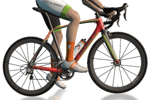 ZWIFT(ズイフト) 全18種のバイクフレーム入手方法&速さランキング Specialized『S-Works Tarmac』