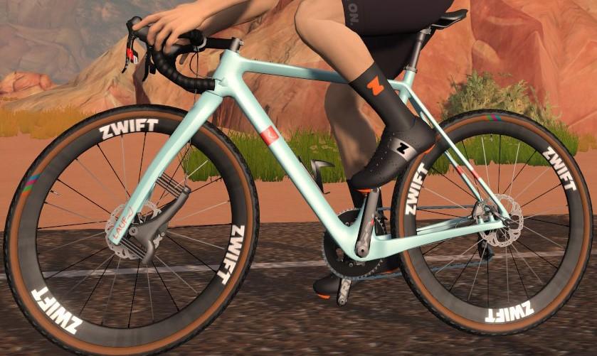 Lauf『True Grit』  ZWIFT(ズイフト) 全79種のバイクフレーム入手方法
