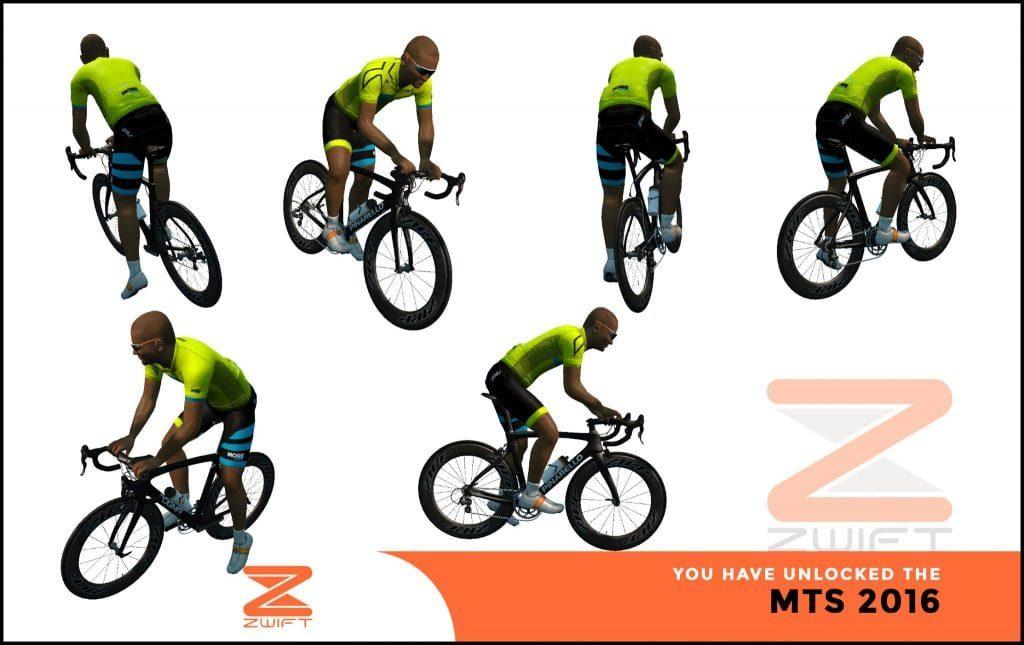 MTS ZWIFT(ズイフト) 全ジャージ入手方法、プロモコード一覧