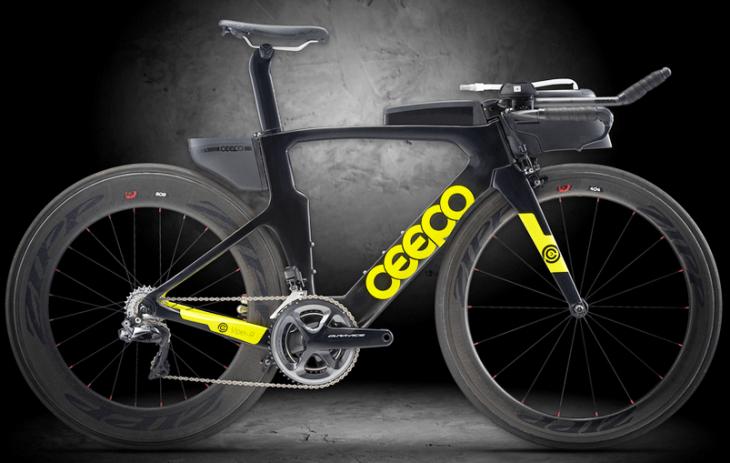 2019 CEEPO『SHADOW-R』斬新すぎるサイドフォーク搭載のトライアスロンバイク VIPER-R