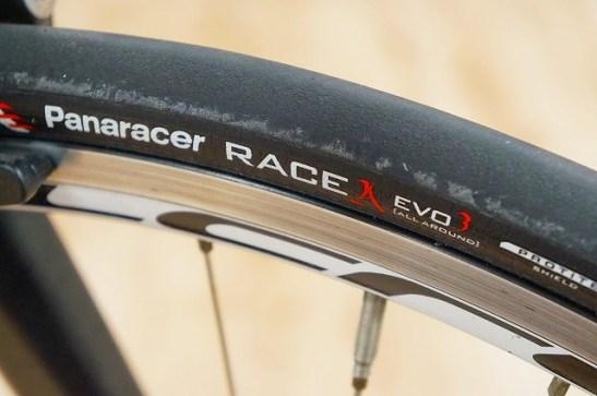 パナ撃沈!? RACE A&L EVO3タイヤを転がり抵抗テストした結果。