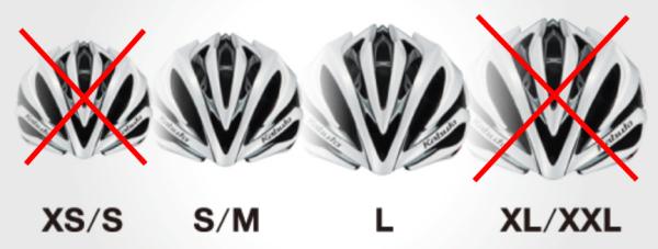OGK Zenard(ゼナード)-EX ヘルメット サイズ