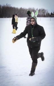 snow pitch second