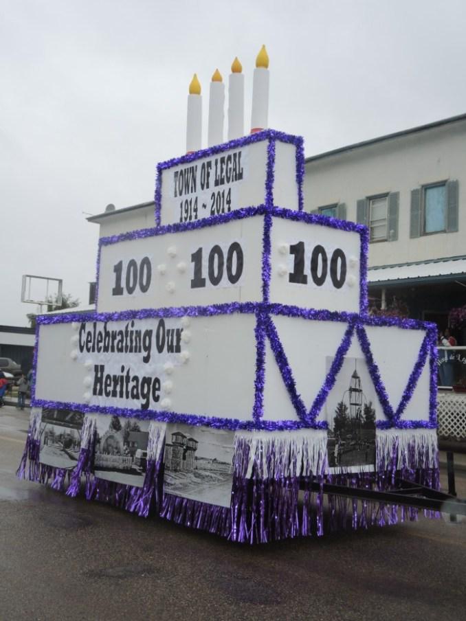 parade cake
