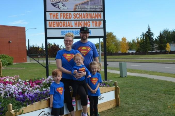Amazing Race-Mathieson Family